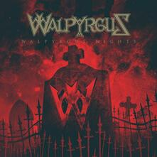 Walpyrgus (Red Vinyl Limited Edition + Comics) - Vinile LP di Walpyrgus