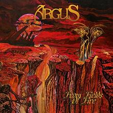 From Fields of Fire (Red Vinyl Limited Edition) - Vinile LP di Argus