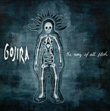The Way of All Flesh (Blue/Black Vinyl) - Vinile LP di Gojira
