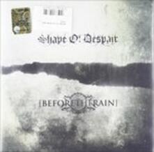 Split - Vinile LP di Shape of Despair,Before the Rain