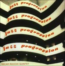 Jazz Progression - CD Audio di Oscar Rocchi