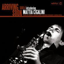 Arriving Soon - Vinile LP di Mattia Cigalini