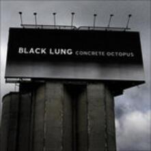 Concrete Octopus - Vinile LP di Black Lung