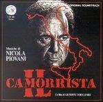 Cover CD Colonna sonora Il camorrista