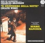 Cover della colonna sonora del film Il Giustiziere della Notte