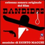Cover CD Colonna sonora Bandidos