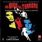 Cover CD Colonna sonora Nel buio del terrore