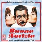Cover CD Colonna sonora Buone notizie