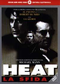 Cover Dvd DVD Heat - La sfida