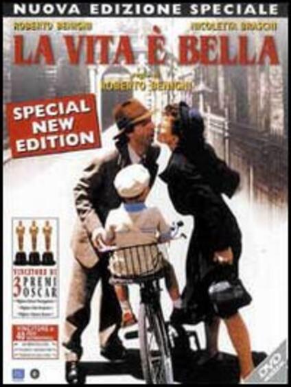 La vita è bella di Roberto Benigni - DVD