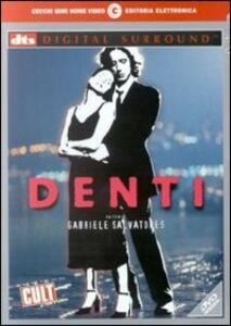 Denti di Gabriele Salvatores - DVD