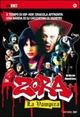 Cover Dvd Zora la vampira
