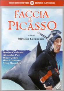 Faccia di Picasso di Massimo Ceccherini - DVD