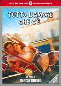Tutto l'amore che c'è di Sergio Rubini - DVD