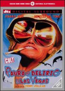 Paura e delirio a Las Vegas di Terry Gilliam - DVD