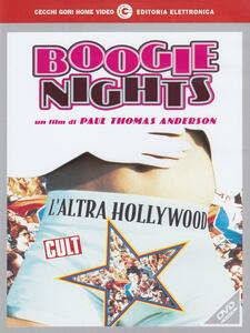 Boogie Nights, l'altra Hollywood di Paul Thomas Anderson - DVD