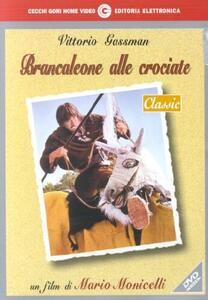 Brancaleone alle crociate di Mario Monicelli - DVD