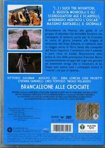 Brancaleone alle crociate di Mario Monicelli - DVD - 2