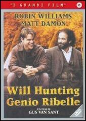 Copertina  Will Hunting genio ribelle [DVD]