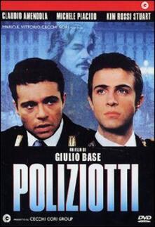 Poliziotti di Giulio Base - DVD