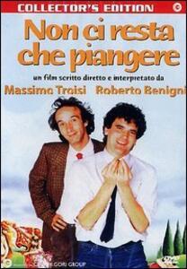 Non ci resta che piangere (2 DVD)<span>.</span> Collector's Edition di Massimo Troisi,Roberto Benigni - DVD
