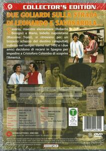 Non ci resta che piangere (2 DVD)<span>.</span> Collector's Edition di Massimo Troisi,Roberto Benigni - DVD - 2