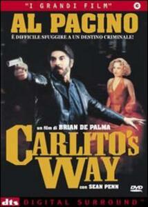 Carlito's Way<span>.</span> Grandi film di Brian De Palma - DVD