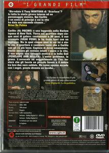 Carlito's Way<span>.</span> Grandi film di Brian De Palma - DVD - 2