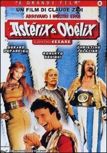 Asterix e Obelix contro Cesare<span>.</span> Grandi Film di Claude Zidi - DVD