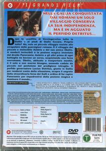 Asterix e Obelix contro Cesare<span>.</span> Grandi Film di Claude Zidi - DVD - 2