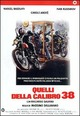 Cover Dvd Quelli della calibro 38