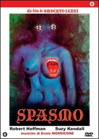 Cover Dvd Spasmo