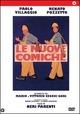 Cover Dvd DVD Le nuove comiche