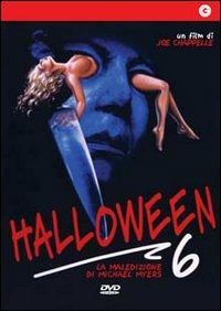Locandina Halloween 6 - La maledizione di Michael Myers