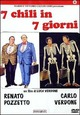 Cover Dvd Sette chili in sette giorni