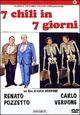 Cover Dvd Sette chili in sette giorni