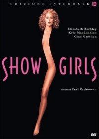 Locandina Showgirls