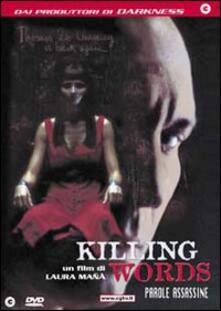 Killing Words di Laura Manà - DVD