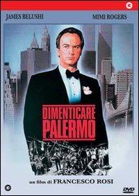 Locandina Dimenticare Palermo