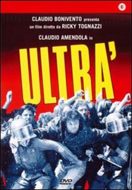 Ultrà di Ricky Tognazzi - DVD