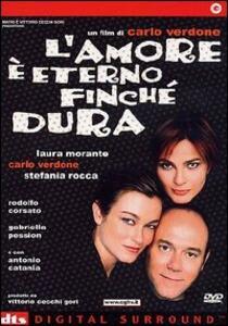L' amore è eterno finché dura (2 DVD) di Carlo Verdone - DVD