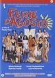 Cover Dvd Ferie d'agosto