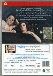 Mia moglie è una bestia di Franco Castellano,Pipolo - DVD - 2