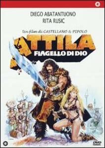 Attila flagello di Dio di Franco Castellano,Pipolo - DVD