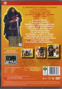 Attila flagello di Dio di Franco Castellano,Pipolo - DVD - 2