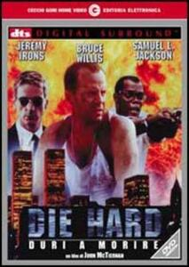 Die Hard III. Duri a morire<span>.</span> Grandi Film di John McTiernan - DVD