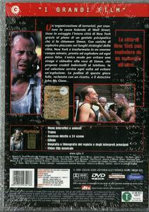 Die Hard III. Duri a morire<span>.</span> Grandi Film di John McTiernan - DVD - 2