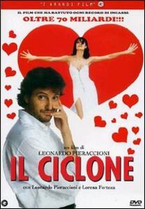 Il ciclone<span>.</span> Grandi Film di Leonardo Pieraccioni - DVD