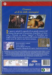 Al di là delle nuvole di Michelangelo Antonioni,Wim Wenders - DVD - 2