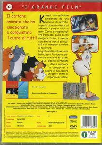 La gabbianella e il gatto<span>.</span> Grandi Film di Enzo D'Alò - DVD - 2
